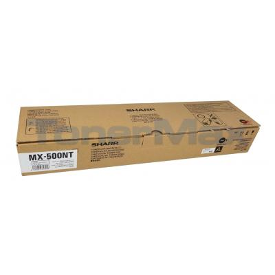 SHARP MX-M503N TONER CARTRIDGE BLACK